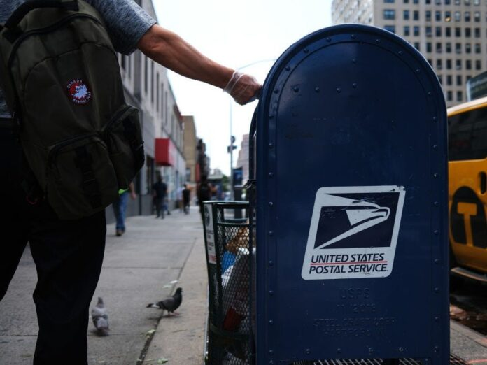 The US Postal Service is weighing higher fees on domestic packages