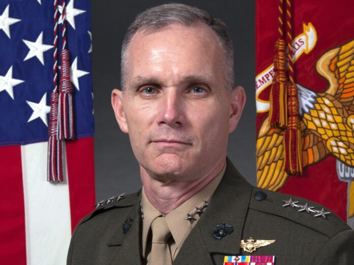 2nd highest-ranking US Marine tests positive for COVID-19