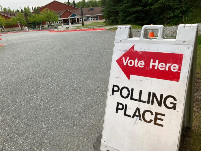 Results: Alaska votes on amendment on top-4 primary and ranked choice voting