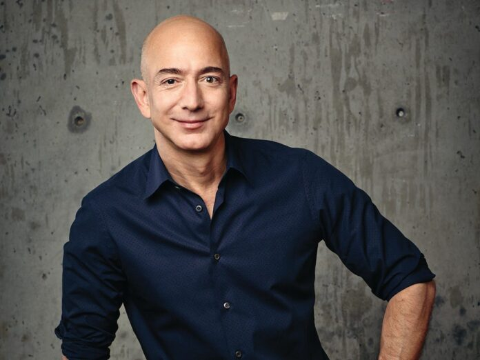 13 things you probably didn't know about Jeff Bezos