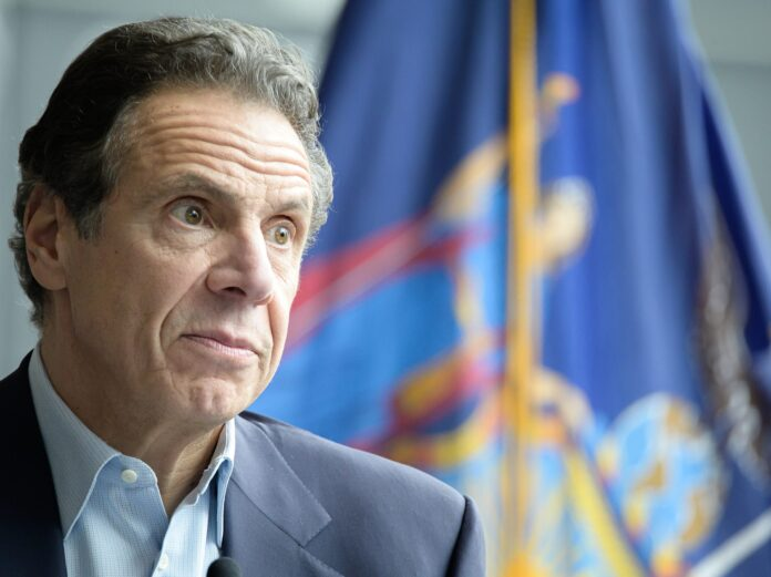 A third woman says Gov. Cuomo made unwanted advances towards her