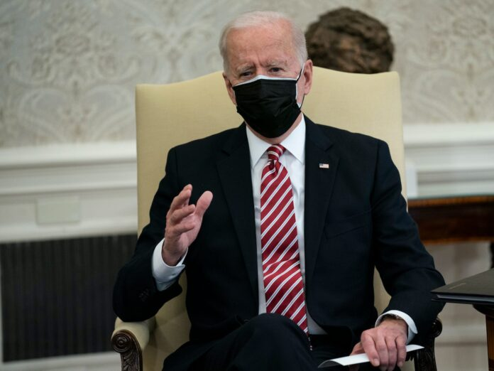Biden fired a Trump-appointed lawyer who refused to leave office
