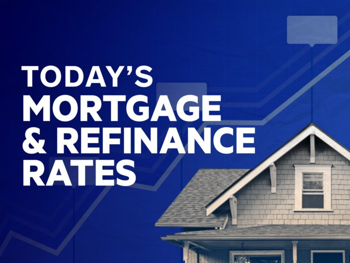 Today's mortgage and refinance rates: March 11, 2021 | Rates rise