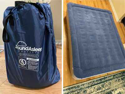 The 4 best air mattresses we tested in 2021