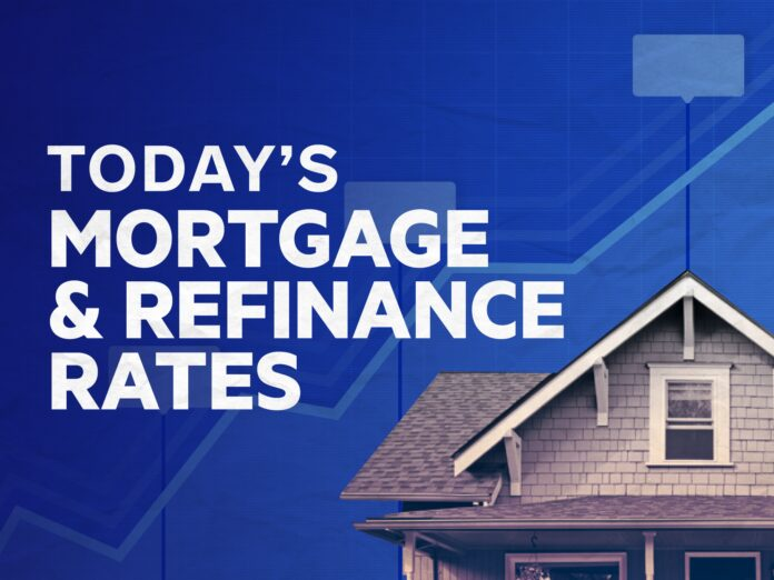 Today's mortgage and refinance rates: May 25, 2021 | Rates waver