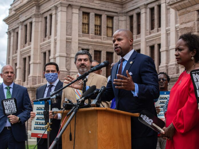 Texas Democrats reportedly weigh leaving state to block Republican-led voting bill