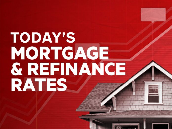 Today's mortgage and refinance rates: July 14, 2021