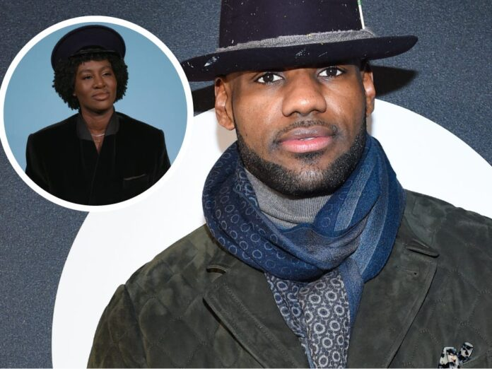 This celebrity stylist turned LeBron James into a fashion icon