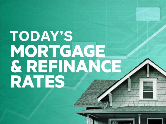 Today's mortgage and refinance rates: August 30, 2021