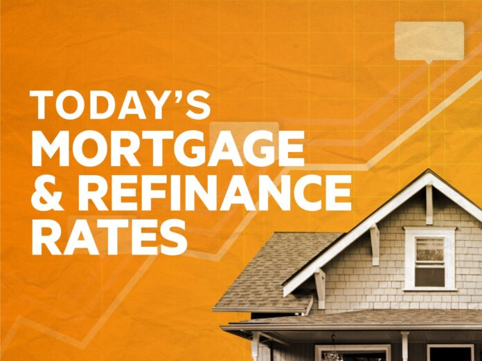 Today's mortgage and refinance rates: August 27, 2021 | Rates hardly change