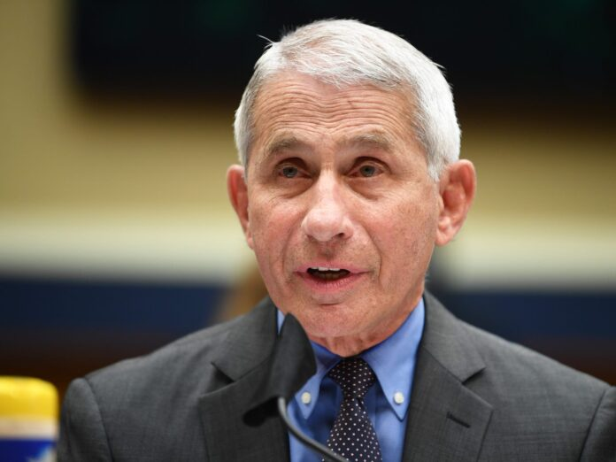 Fauci says COVID-19 can be brought under control by Spring 2022