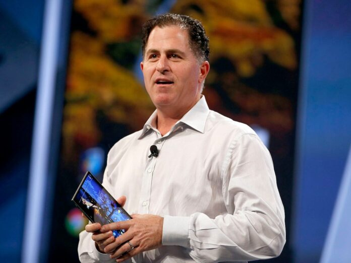 Michael Dell says blockchain technology is 'underrated'